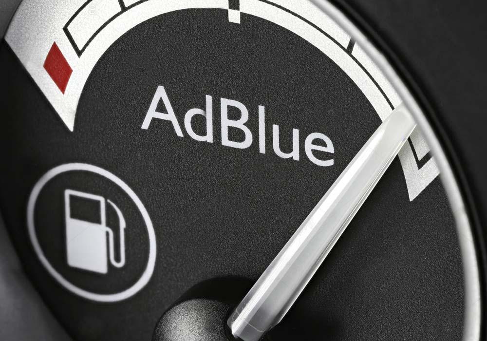 Medidor de adblue