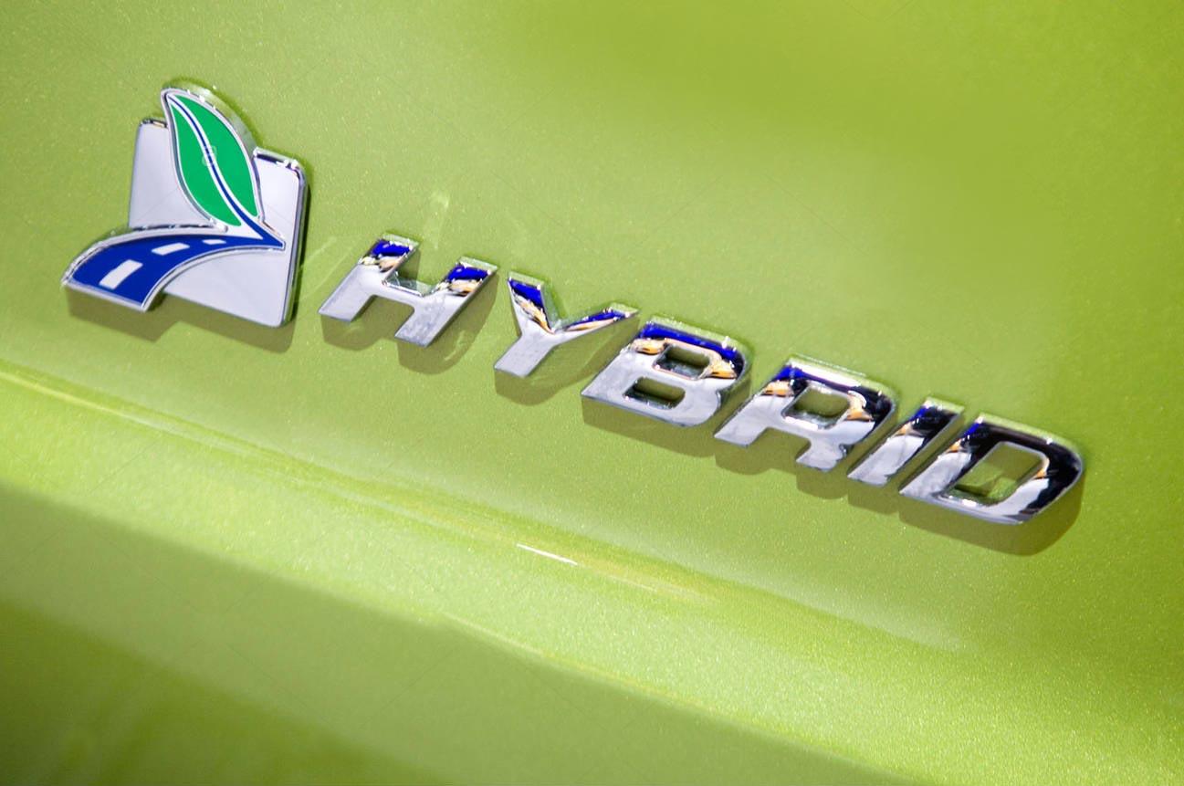 Ícone dos automóveis híbridos