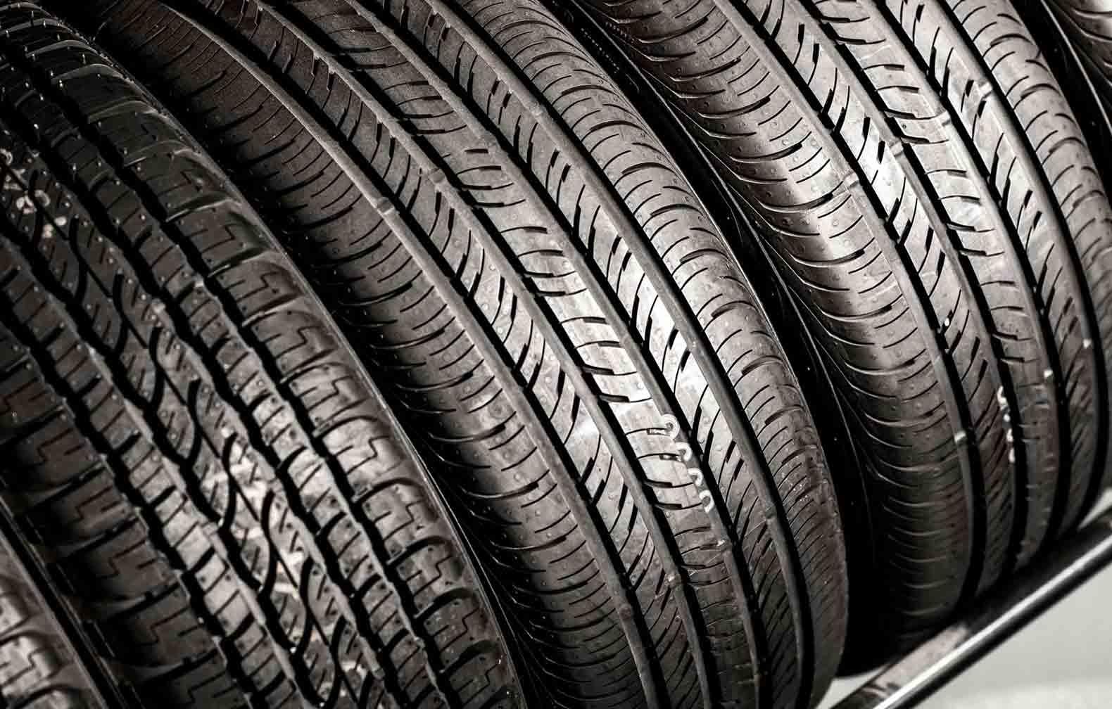 pneus em bom estado