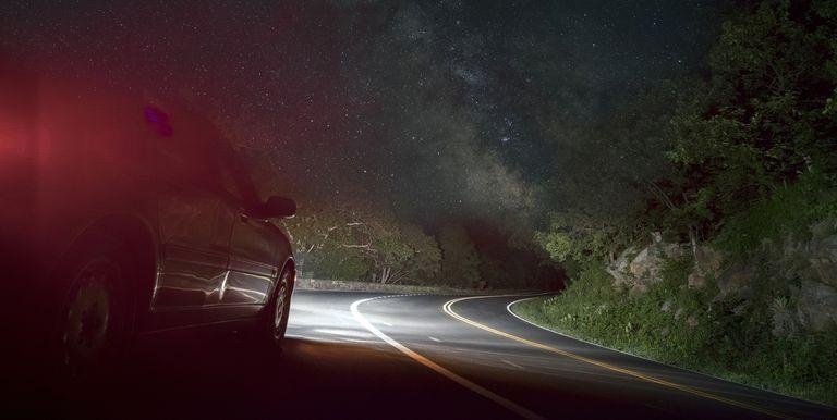 Luzes de Estrada