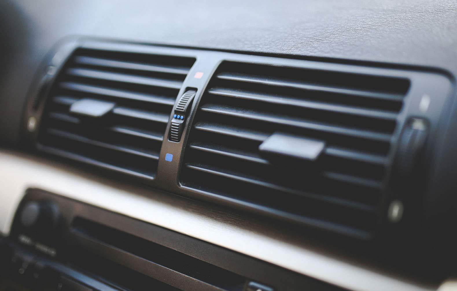 Ventilador automóvel